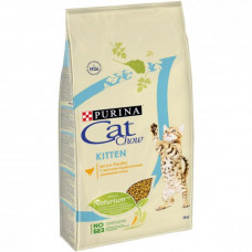 Cat Chow Кitten корм для котят 0.4кг; 15кг