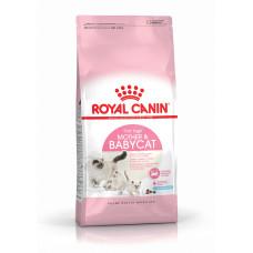Royal Canin (Роял Канин) Mother & Babycat корм для котят в возрасте от 1 до 4 мес 0.4кг;2кг;4кг
