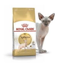 Royal Canin (Роял Канин) Sphynx корм для кошек Породы Сфинкс 0.4кг;2кг;10кг