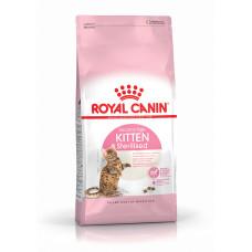 Royal Canin (Роял Канин) Sterilised Kitten. Корм для стерилизованных котят 0.4кг;2кг