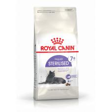 Royal Canin (Роял Канин) Sterilised 7+. Корм для стерилизованных кошек старше 7 лет 0.4кг;1.5кг