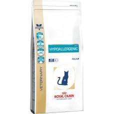 Royal Canin (Роял Канин) Hypoallergenic Feline диета для кошек, страдающих от пищевой аллергии 0.5кг;2.5кг
