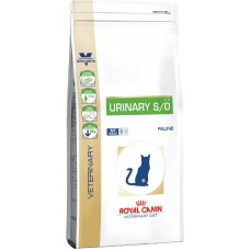 Royal Canin (Роял Канин) Urinary Сat S/O диета для кошек, страдающих от мочекаменной болезни 0.4кг;1.5кг;3,5кг;7кг