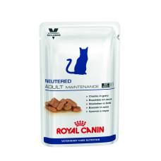 Royal Canin (Роял Канин) Royal Canin Neutered Adult Maintenance консервированный диетический корм для кастрированных котов и стерилизованных кошек с момента операции до 7 лет 100г