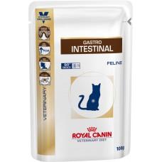 Royal Canin (Роял Канин) Gastro Intestinal консервированный диетический корм для кошек, страдающих от заболеваний печени 100г