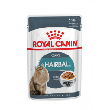 Royal Canin (Роял Канин) Hairball care в соусе (старше 1 года)