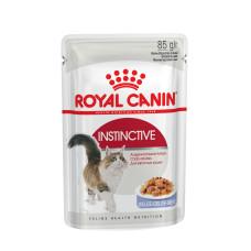 Royal Canin (Роял Канин) Instinctive In Jelly корм для взрослых котов (кусочки в желе) 85г