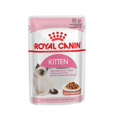 Royal Canin (Роял Канин) Kitten Instinctive в соусе корм для котят в возрасте до 12 мес 85г