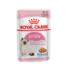 Royal Canin (Роял Канин) Kitten Instinctive in jelly корм для котят в возрасте до 12 мес (кусочки в желе) 85г