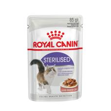 Royal Canin (Роял Канин)  Sterilized Adult корм для взрослых стерилизованных котов 85г