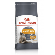 Royal Canin (Роял Канин) Hair & Skin 33 Care корм для ухода за кожей и шерстью кошек 0.4кг;2кг;4кг;10кг