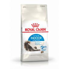 Royal Canin (Роял Канин) Indoor 35 Long Hair корм для домашних длинношерстных кошек 0.4кг;2кг;10кг