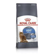 Royal Canin (Роял Канин) Light Weight Care Cat корм для профилактики лишнего веса у кошек 0,4кг;2кг;10кг