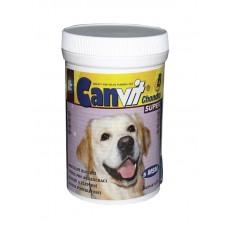 Canvit (Канвит) Chondro Super Кормовая добавка для восстановления суставной ткани собак 76табл;166табл