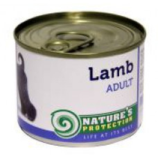 Natures Protection Adult Lamb 0.2 кг