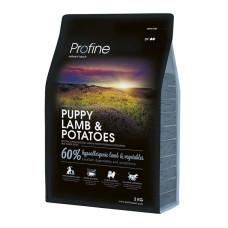Profine (Профайн) PUPPY LAMB & POTATOES ягненок картофель для щенков и молодых собак 3кг;15кг