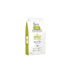 Brit Care Adult Small Breed Lamb & Rice 1 кг; 3 кг; 7.5 кг (д/собак весом до 10 кг)