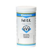 Canina (Канина) Fell O.K.Витаминная добавка с биотином и микроэлементами 125табл; 500 табл; 1000 табл