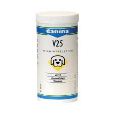 Canina (Канина) V25 Vitamintabletten Мультивитаминный комплекс для щенков и взрослых собак 30табл; 60 табл; 210 табл