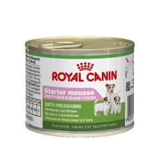 Royal Canin (Роял Канин) Starter Mousse консервированный прикорм для щенков 195г