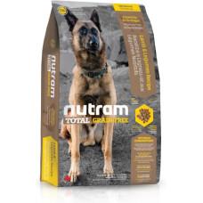 NUTRAM Total GF Lamb & Lentils Dog, холистик корм д/соб. БЕЗ ЗЛАКОВЫЙ, ягненок/бобовые, 13,6кг