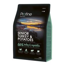 Profine (Профайн) SENIOR TURKEY & POTATOES индейка и картофель для пожилых собак 3кг;15кг