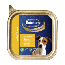 Butcher's (Бутчерс) Gastronomia. Корм-паштет для собак с курицей 0.15кг
