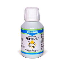 Canina (Канина) Petvital Energy Gel Формула энергии для собак и котов 0.1 л