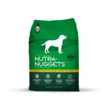 Nutra Nuggets Performance корм для атлетически развитых взрослых собак 1кг, 3кг, 18кг