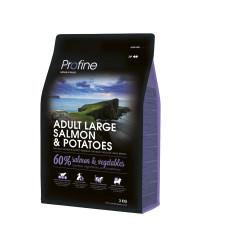 Profine (Профайн) ADULT LARGE BREED SALMON& POTATOES лосось и картофель для взрослых собак крупных пород 15кг