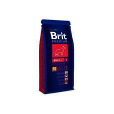 Brit Premium Adult L 3 кг; 8 кг; 15 кг