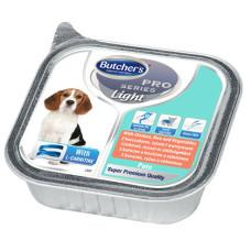 Butcher's (Бутчерс) Pro Light. Корм-паштет для собак, склонных к ожирению, с курицей, рисом и овощами 0.15кг