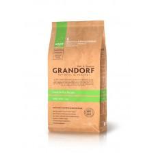 Grandorf Lamb & Rice Mini - ягненок с рисом для мини пород 27/15 - 1кг; 3кг