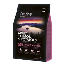 Profine (Профайн) ADULT SALMON & POTATOES лосось и картофель для взрослых собак 3кг;15кг
