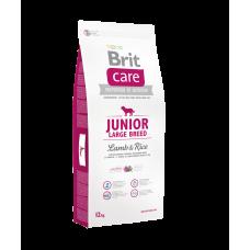 Brit Care Junior Large Breed Lamb & Rice 1 кг; 3 кг; 12 кг (д/щенков гигантских пород)