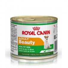 Royal Canin (Роял Канин) Adult Beauty консервированный корм для здоровой шерсти собак малых пород 195г