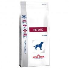 Royal Canin (Роял Канин) Hepatic Dog диета для собак, страдающих от заболеваний печени 1.5кг;12кг