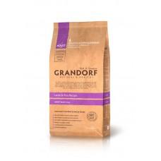 Grandorf Adult Large Breed ягненок с рисом для взрослых собак крупных пород 25/13 - 3кг; 12кг