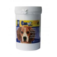 Canvit (Канвит) Senior. Витаминный комплекс для пожилых собак 100табл;500табл