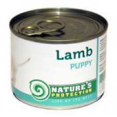 Natures Protection Puppy Lamb 0.2 кг