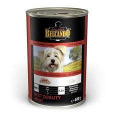 Belcando (Белькандо) Best Quality Mix. Консерва для собак с мясом 0.4 кг; 0.8 кг