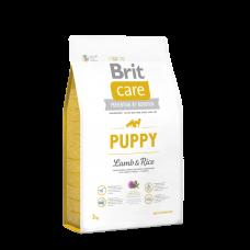 Brit Care Puppy Lamb & Rice 1 кг; 3 кг; 12 кг (д/щенков)