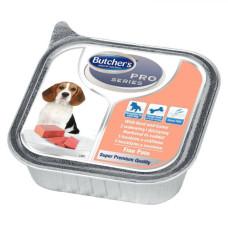 Butcher's (Бутчерс) Pro. Корм-паштет для собак с говядиной и дичью 0.15кг
