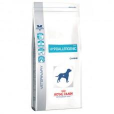 Royal Canin (Роял Канин) Hypoalergenic Dog диета для собак, страдающих от пищевой аллергии 2кг;14кг