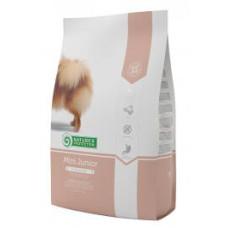 Nature's Protection (Нейчерес Протекшн) Mini Junior Small Breeds сухой корм с курицей для щенков маленьких пород 0.5 кг;2 кг;7.5 кг;18 кг