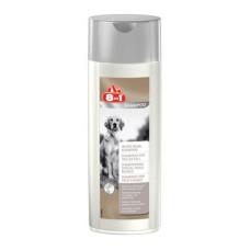 8in1 (8 в1) White Pearl (Германия). Шампунь для собак со светлой шерстью 250мл