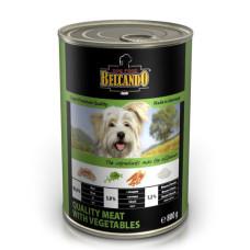 Belcando (Белькандо) Best Quality Meat Vegetables. Консерва для собак с мясом и овощами 0.4кг