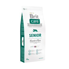 Brit Care Senior Lamb & Rice 1 кг; 3 кг; 12 кг (д/пожилых всех пород)
