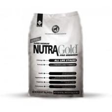 Nutra GOLD Breeder корм для собак 1кг, 3кг, 10кг, 20кг