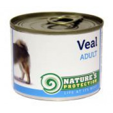 Natures Protection Adult Veal 0.8 кг